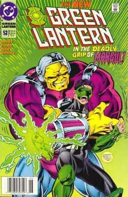 Green Lantern (1990 series) #52 in Near Mint condition. DC comics [*rg]