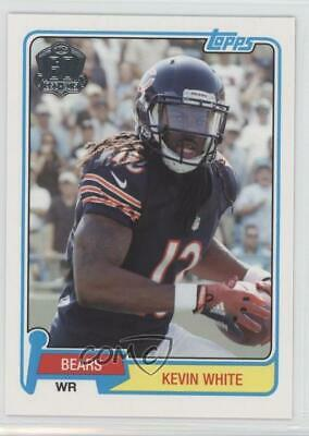 2015 Topps 60th Anniversary #T60-KW Kevin White Chicago Bears Rookie Card