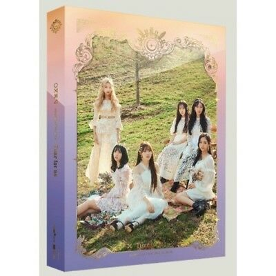 Gfriend-[Time For Us]2nd Album Daybreak Ver CD+Poster+Book+etc+Pre-Order+Gift