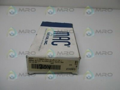 Mac 52A-11-B0A-Dm-Djaj-1Kj Pneumatic Solenoid Valve * New In Box *