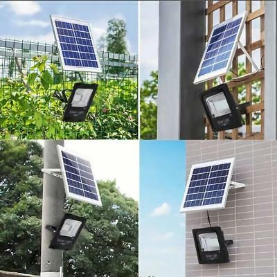 100W 32LED inundación Solar de pared lámpara mando a distancia impermeable de