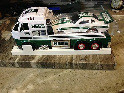 Hess Toy Truck & Dragster Nib 2016
