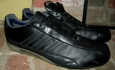 895e585b4 ADIDAS PORSCHE DESIGN S2 MENS SHOES black size 13 EXCELLENT -  21.00 ...