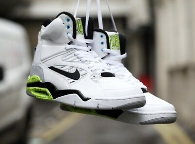 huge selection of 59fc8 6ee81 Nike Air Command Force Volt Billy Hoyle NDS 12 ( Off White NRG)