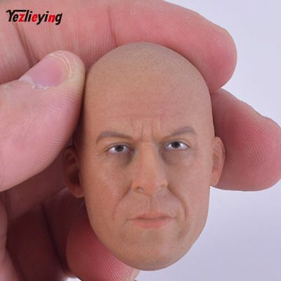 1/6 Head Shape Jack Jihaluner Head Headdress Headdress A14 Head Headdress Model