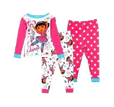 Calvin Klein Toddler Girls Pink Logo 2pc Pajama Pant Set Size 2t 3t 4t $29.98 Clothing, Shoes & Accessories