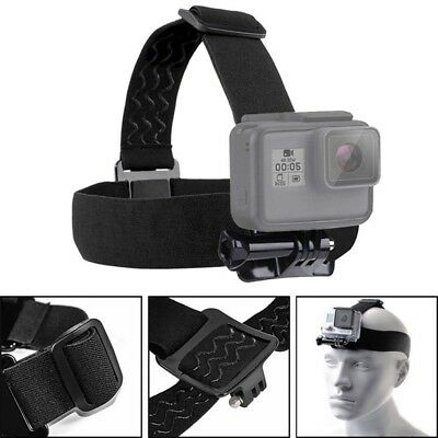 Extreme Sports Camera Head Strap Mount Accessories For Gopro Hero 4/3/2/1 Camera