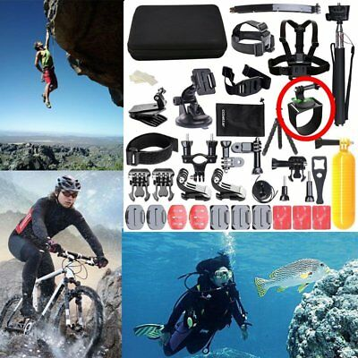 Ccbetter Action Camera Zubehör-Kit Gopro Hero 4 5 6 Session Mount Swim Sport