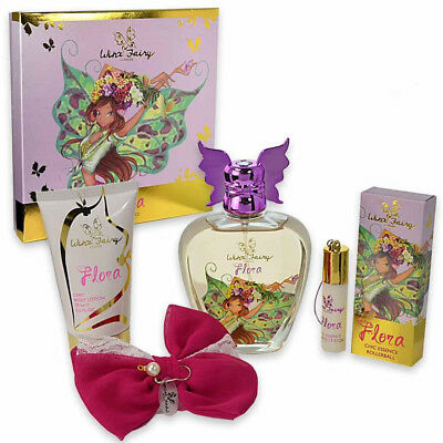 Winx Fairy Couture - Flora - Chic Essence - Profumo kids