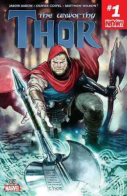 THE MIGHTY THOR #2 NEAR MINT 2016 UNREAD COPY #cdec16-2045