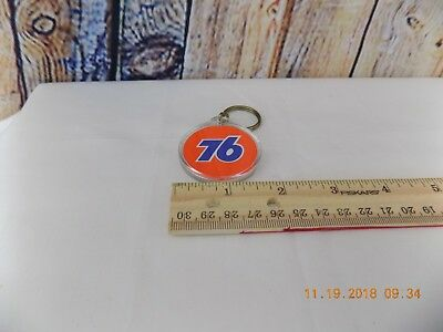 Vintage Union 76 oil and Gas Co advertising key chain I finnaly won something!