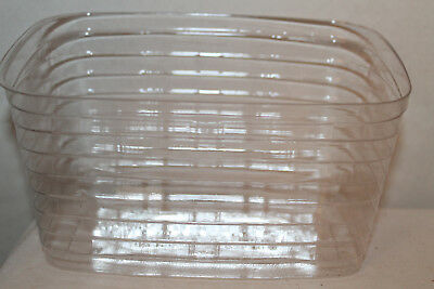 New Longaberger Small Recipe Protector For  Basket, 3 X 5, #41467
