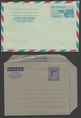Worldwide unused air letter collection (23)