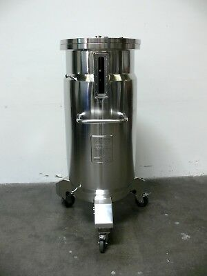 Applikon 250 Liter SS Jacketed Reactor 45PSI @ 300F Missing Parts