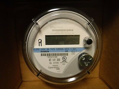 OpenWay CL200 Electric Utility Meter (Brand New) *Free Shipping*