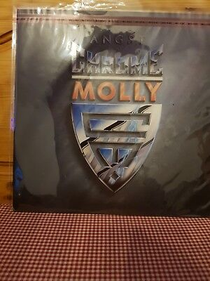 Chrome Molly - Angst - Lp