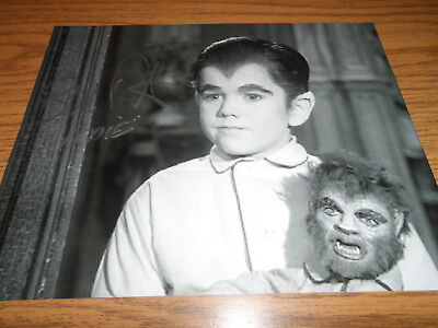 Butch Patrick Signed/Autographed 8X10 Photo...the Munsters Eddie