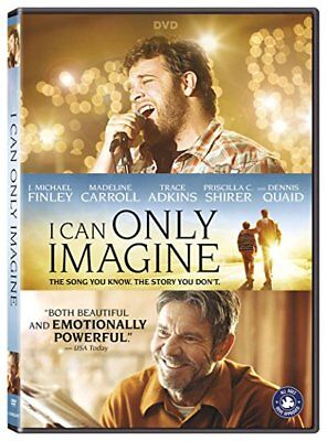 """""""I Can Only Imagine"""" Dvd   Free Shipping"""