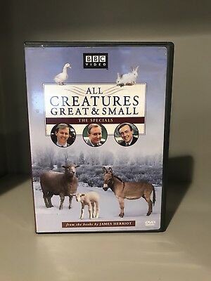 All Creatures Great and Small - The Specials DVD