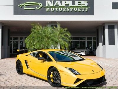2014 Lamborghini Gallardo LP 570-4 Squarda Corse 2014 Lamborghini Gallardo LP 570-4 Squadra Corse 1 of 15 in the USA
