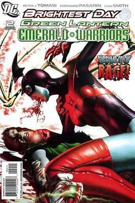 Green Lantern: Emerald Warriors #2 in Near Mint condition. DC comics [*99]