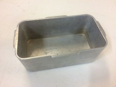 Vintage Meat Press Alloy Terrine Brawn Ham Tongue Meat Loaf Base Only