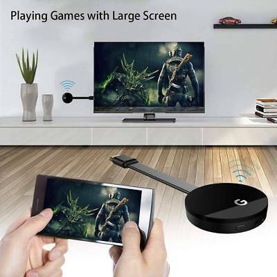 X5 Newest Google Video Airplay Stream HDTV HDMI Cast Chromecast 1080P HD Media