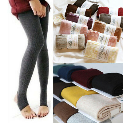 a563987039c79 Womens Thermal Pantyhose Warmer Fall Winter Girl Tights Stockings Trousers  Pants