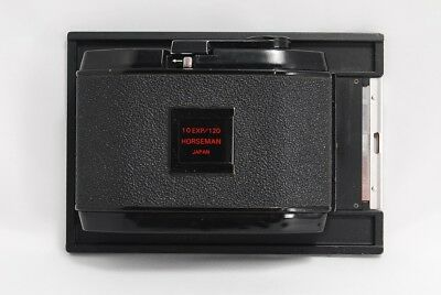 Horseman 6X7 10EXP 120 Roll Film Back Holder from Japan