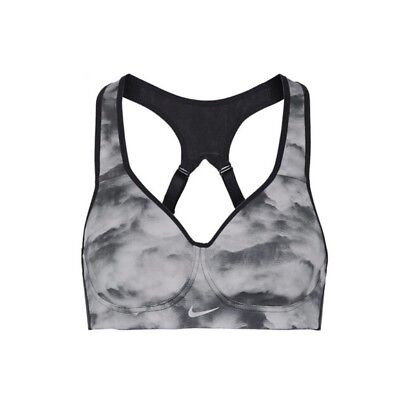 c0f5059a1ae NIKE WOMEN S Pro RIVAL High Support Sports Bra size 32E  70 NEW ...