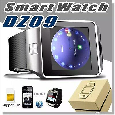 DZ09 Smart Watch Clock With Sim TF Card Slot Bluetooth suitable for ios Android