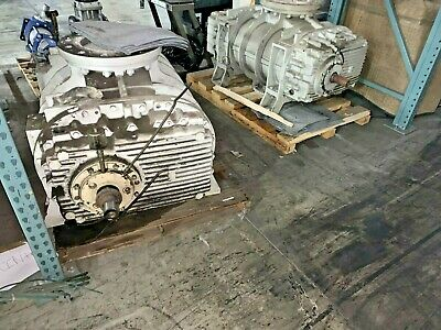 Aerzen GMB 16.13HV Leybold Roots Booster Vacuum Blower Pump - 2 Available
