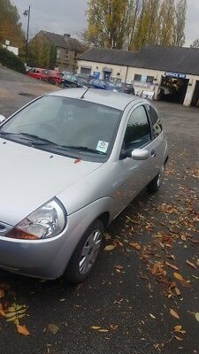 Ford Ka Style 2007 Yes With  Low Mileage 50600 Fsh Vgg