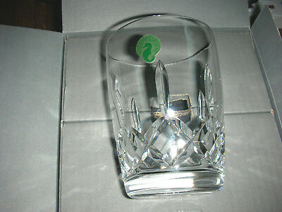 Waterford Crystal Harper Double Old Fashioned Glass  Set of 4  NEW in Box