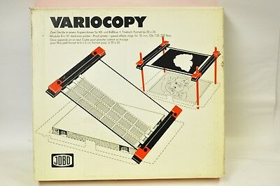 Jobo Variocopy 6820 proofer/copier/special effects printer. NOS