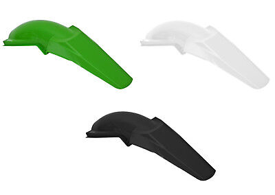 Rear Fender Mudguard Kx 125 250 2003 - 2008 Green Black White