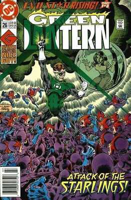 Green Lantern (1990 series) #26 in Near Mint condition. DC comics [*si]