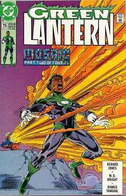 Green Lantern (1990 series) #15 in Near Mint condition. DC comics [*28]