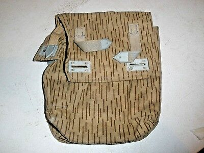 """Made in East Germany Bag Vintage Not sure if it is military LQQK 7"""" X 9"""" X 2"""""""