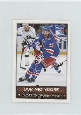 776fde47a 2014 Panini NHL Sticker Collection Album Stickers  484 Dominic Moore Hockey  Card