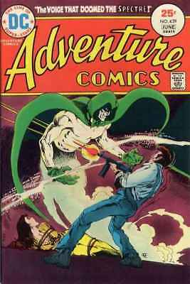 Adventure Comics (1938 series) #439 in Very Fine condition. DC comics [*2e]