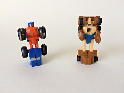 Transformers G1 Big Shot Micromaster Incomplete