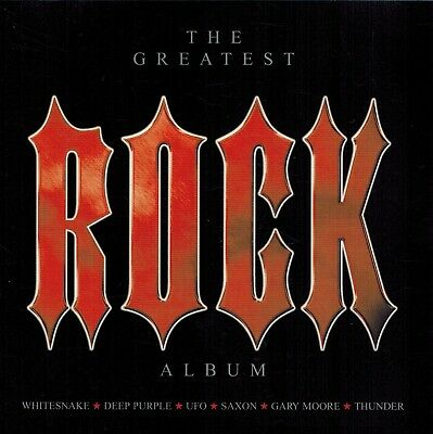 Various Artists - The Greatest Rock Album (2CDs)