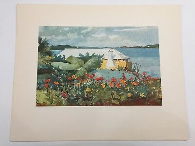 In The Mowing Winslow Homer Museum Art Print 24x18
