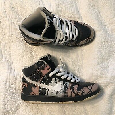 buy online bc5f8 b56e3 RARE NIKE SB Dunk Unkle 2004 Size 9