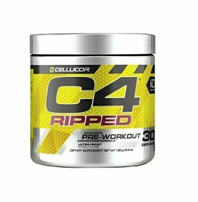 Cellucor C4 60 Pre WORKOUT clumping FREE SHIPPING!!