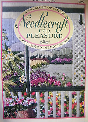 Needlecraft For Pleasure Family Circle Softcover