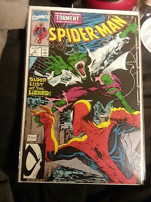 Spiderman #2 VF/NM Condition Todd McFarlane 1990 (Torment 2 of 5)