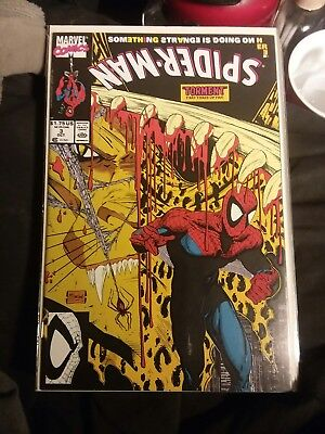 Spider-Man #3 Vf/Nm Condition Todd Mcfarlane (Torment 3 Of 5)