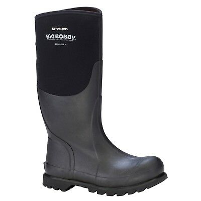 Dryshod Mens Big Bobby HI Insulated Rubber Work Size 11 Boots Size Muck Style